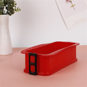 Silicone Square Cake Cube Mold for Household