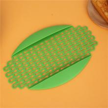 Silicone Fruit Tray with Many Holes Kitchen Tool
