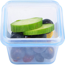 PC Food Container Set Buckle Storage Box Plastic Airtight Food Storage Container With Lid
