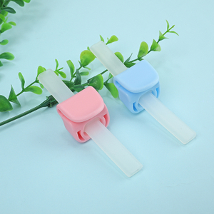Colorful Cute Silicone Baby Straw Safety And Useful